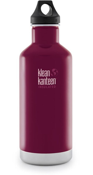 Klean Kanteen Classic Vacuum Insulated 32oz (946 ml) Beet Root